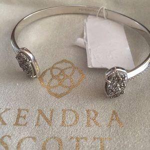 Authentic Kendra Scott drusy bracelet